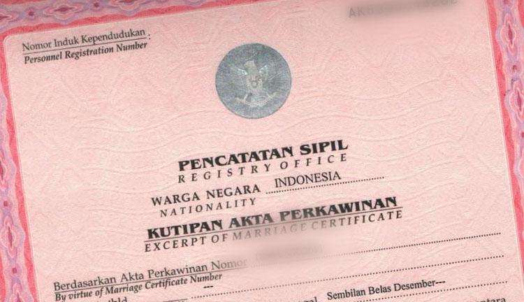 Pencatatan Pernikahan Non Muslim Begini Cara Mudah Mengurusnya Dispendukcapil Kabupaten Jember